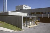 ERICSSON Mo.-i Kft központi telephelye | műemlék rekonstrukció