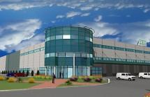 TEVA Rt. – logisztikai központ