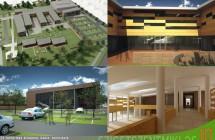 Szigetszentmiklós iskola és sportcsarnok
